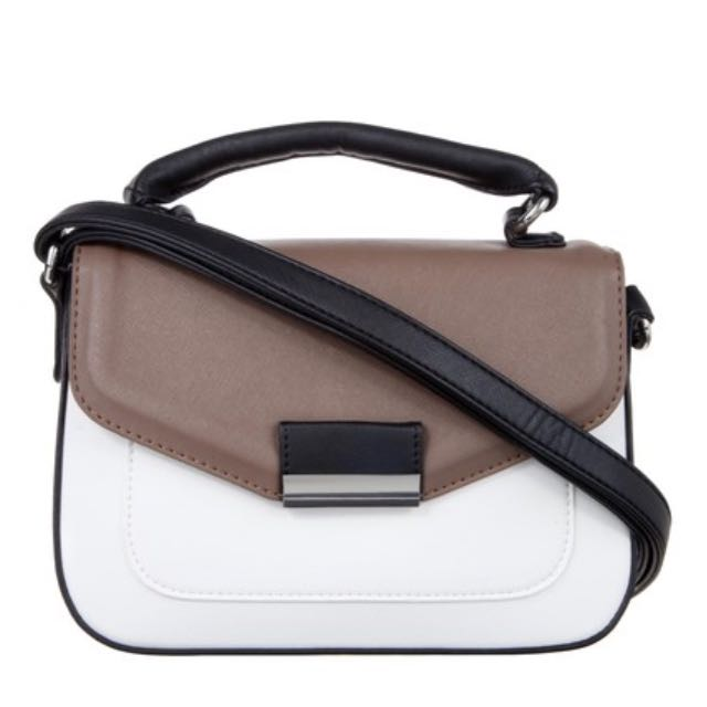 Dorothy Perkins Saddle Bag