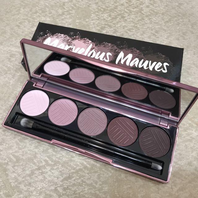 Dose of Colors 五色眼影盤 #Marvelous Mauves