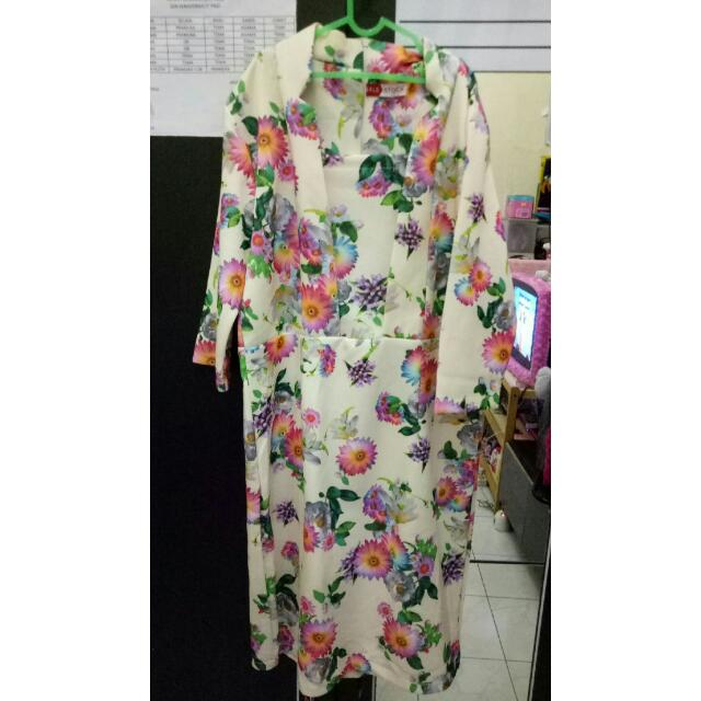 Dress Span Wanita