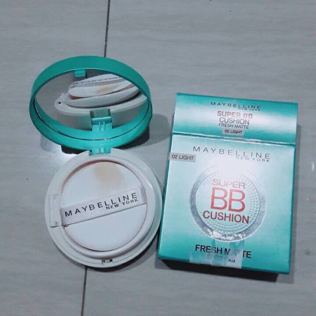 FREE ONGKIR MAYBELLINE BB CUSHION