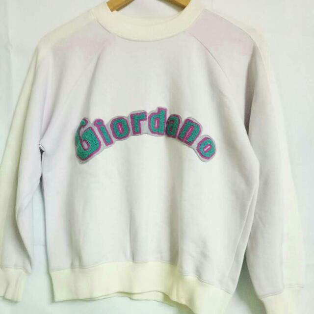 Giordano Print Sweater