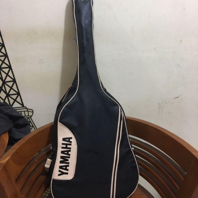 Gitar ESPANOLA Second MURAH !