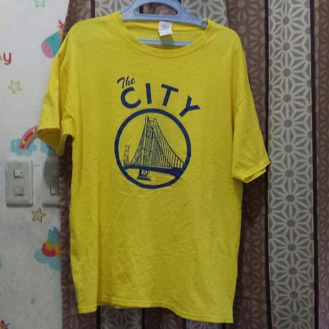 golden state design shirt