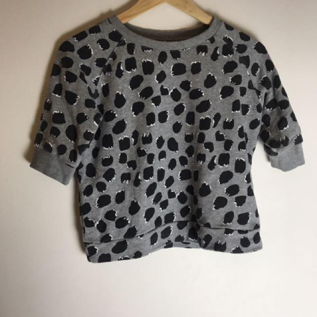 Gorman Organic Cotton Sweater - Size 8