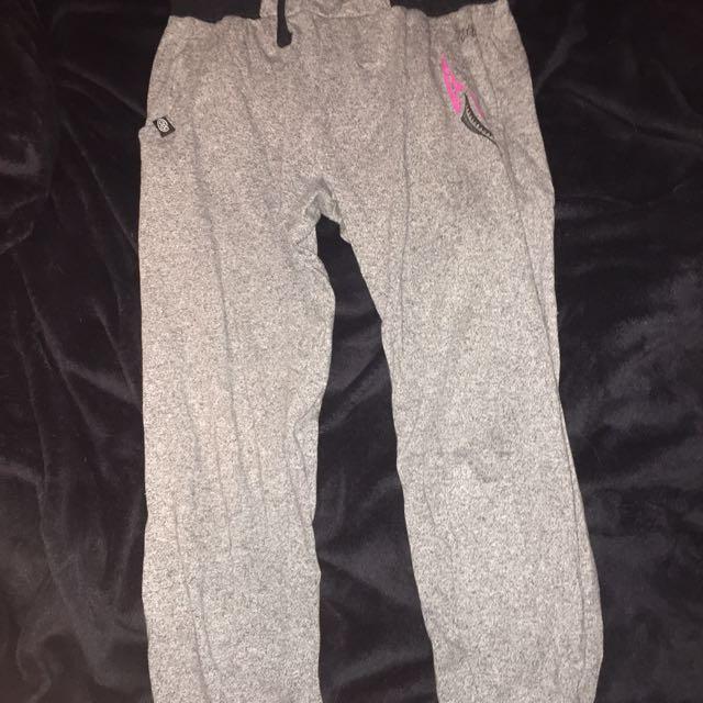 Grey Fat pants