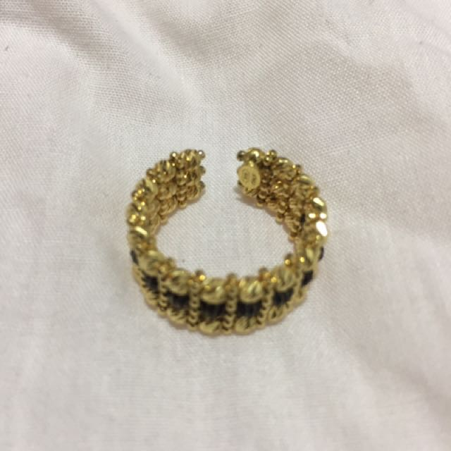 d24ce1d93 Habib Jewel 916 Gold Italy Design Ring, Luxury, Accessories on Carousell