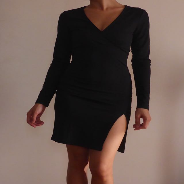 H&M Divided Sexy Bodycon Dress