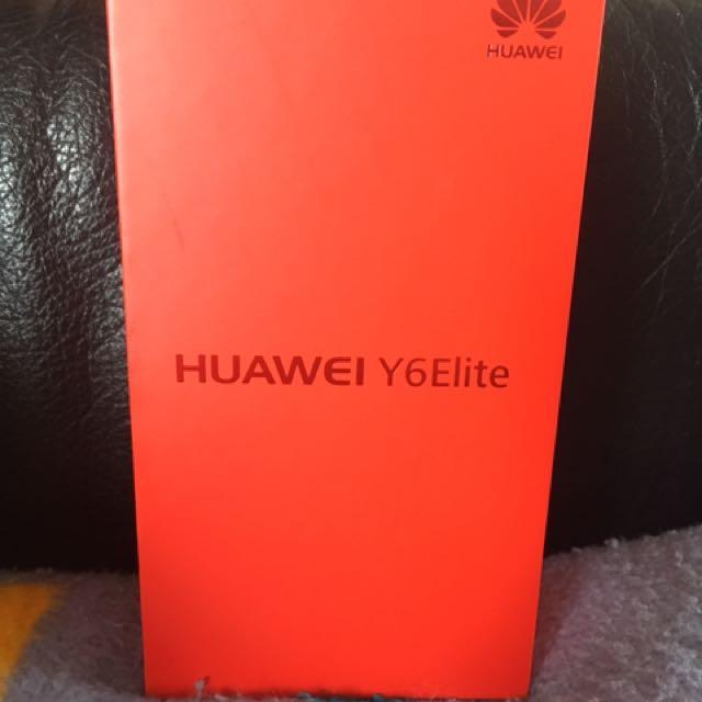 Huawei Y6 Elite Phone Unlocked