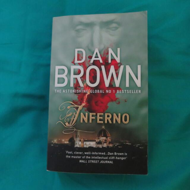 😀repriced😀 Inferno - Dan Brown