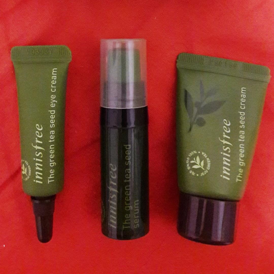 Innnisfree Green Tea Seed Special Kit