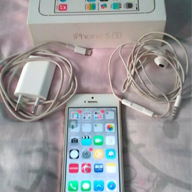 IPHONE 5S GOLD 32GB Ex INTER USA