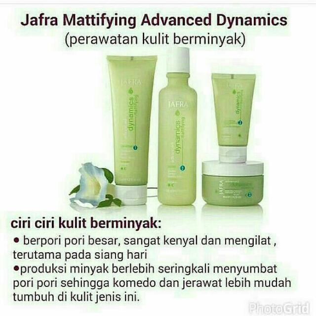 JAFRA Advance Dynamics Mattifying Set