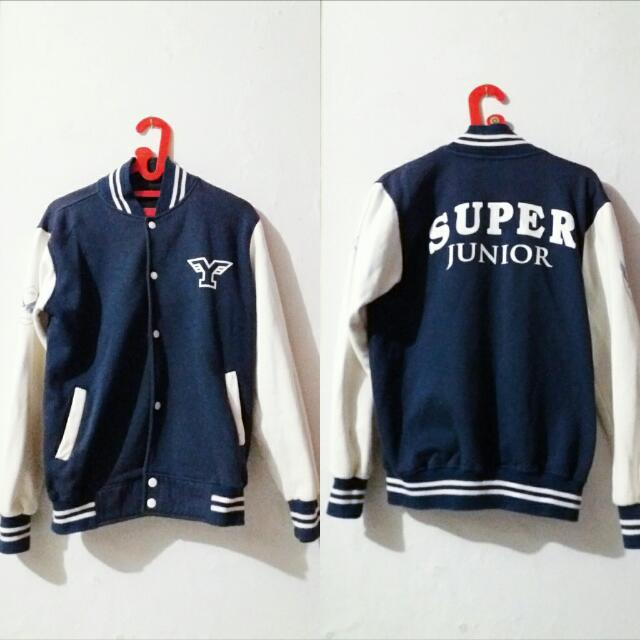 Jaket Baseball Suju Yonsei