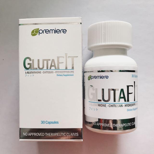 JC Premiere Glutafit