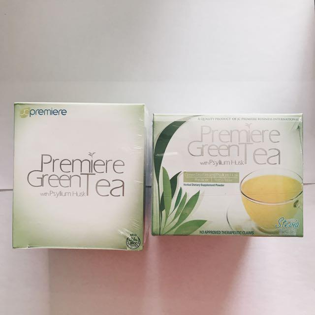 JC Premiere Green Tea