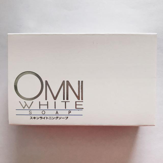 JC Premiere Omni White Soap