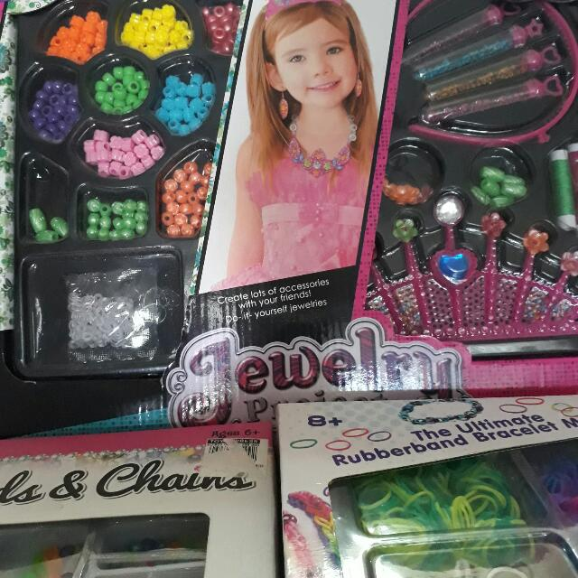 Jewelry Accessories For Kids