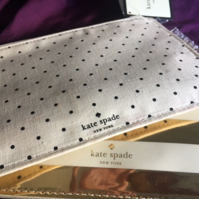 Kate Spade Stationary Set