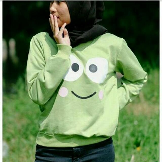 Keropi Sweater (Realpict)