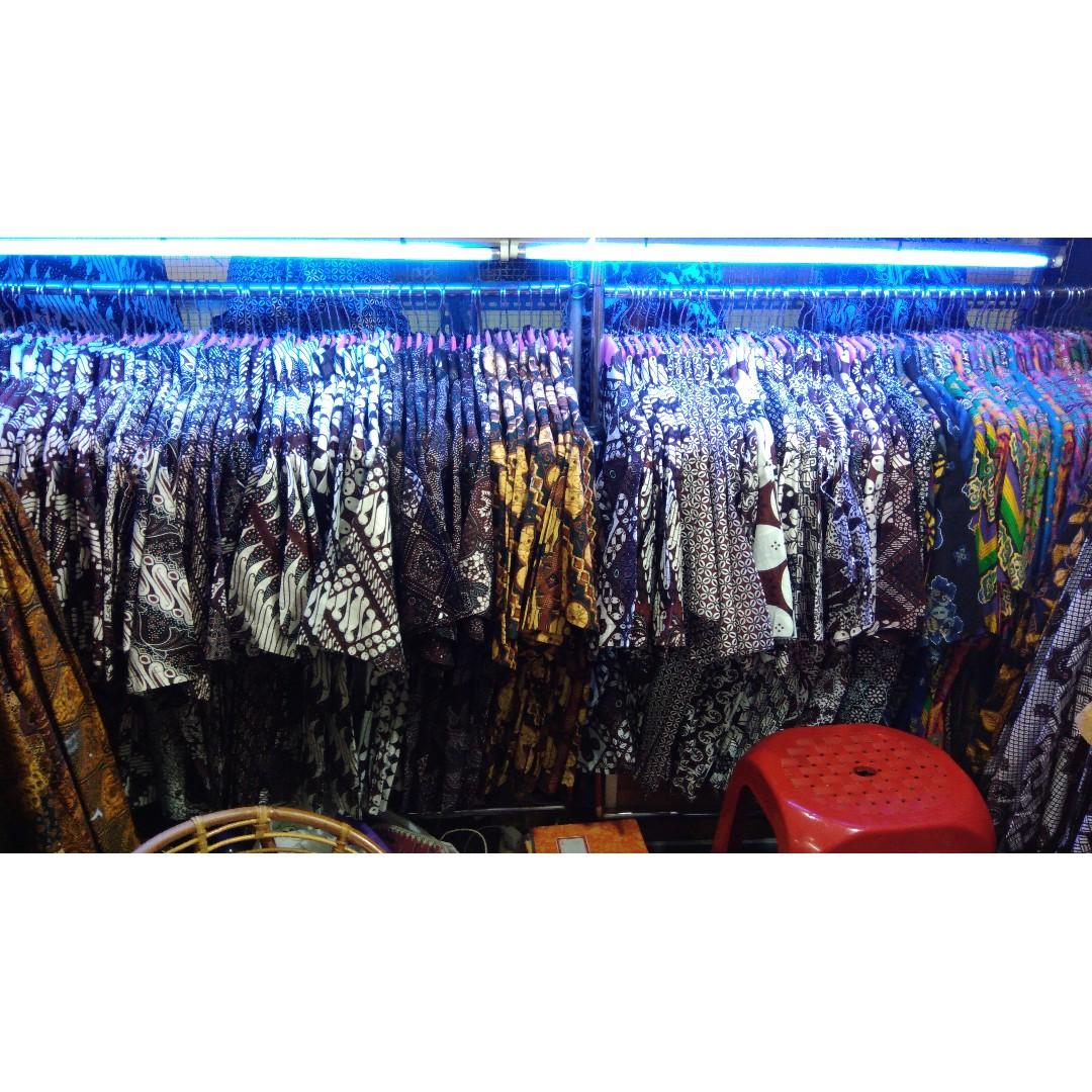 Koleksi Batik Pria Berbagai Variasi Size M, L, XL. Feel free to ask!