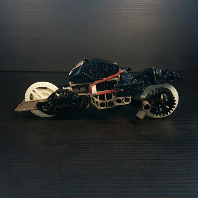 Lego Bionicle Onyx Bike Series Original And Authentic Pieces