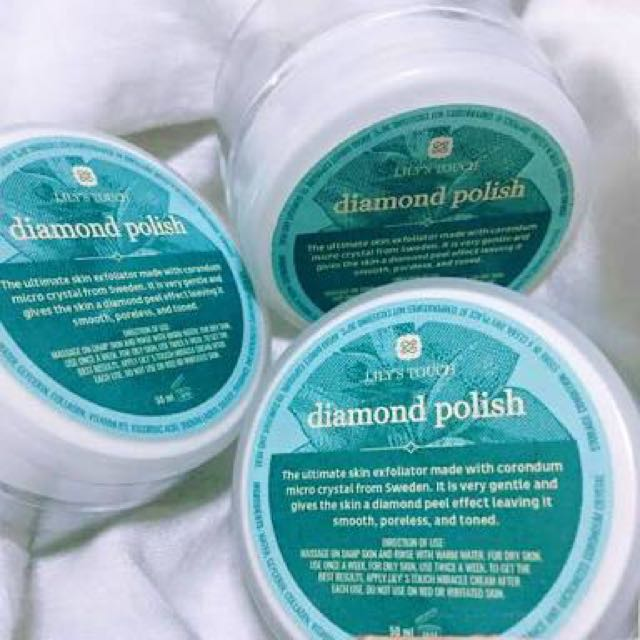 Lily's Touch Diamond Polish