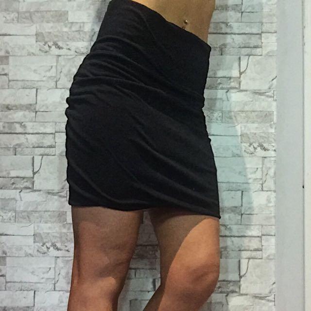 Little Black Skirt; M