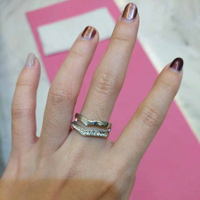 Lovisa Silver Ring