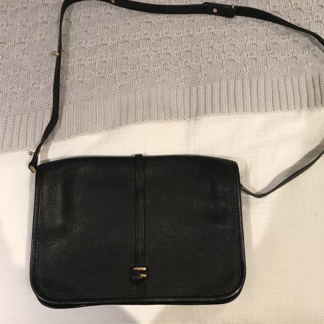 Marc By Marc Jacobs Black Handbag