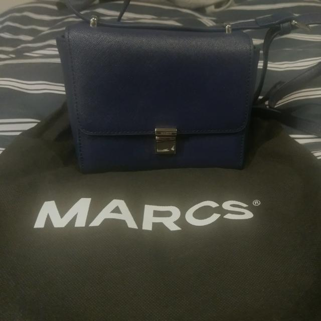 Marcs Navy Cross body Bag