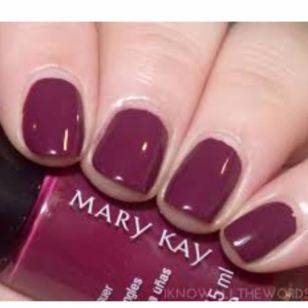 Mary Kay Clearance Sale] Mary Kay® Nail Lacquer City Modern Berry ...