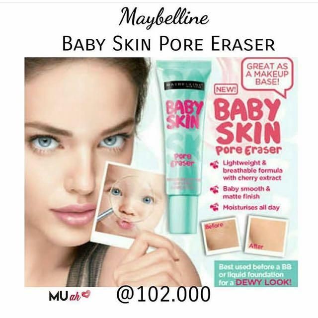 maybeline base makeup