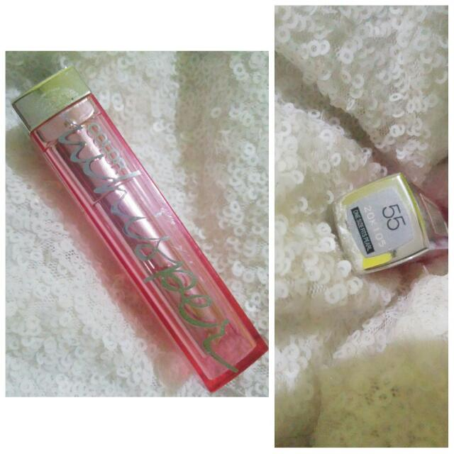 Maybelline Color Whisper Lip Shiner