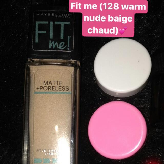 Maybelline Fit Me Share In Jar
