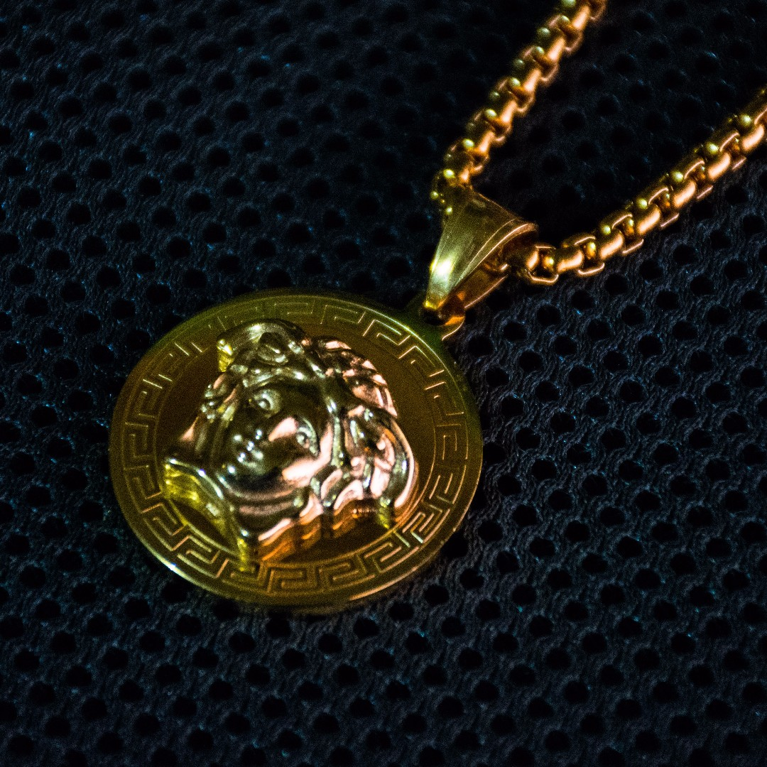 Medusa Medallion