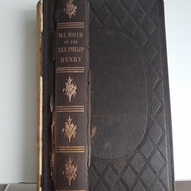 Memoir Od Philip Henry By Matthew Henry, Books & Stationery