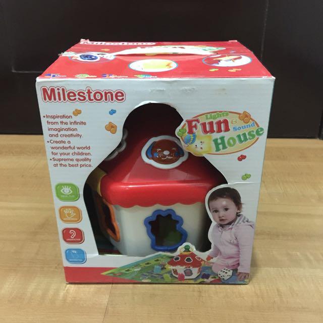 MILESTONE Funhouse sorter