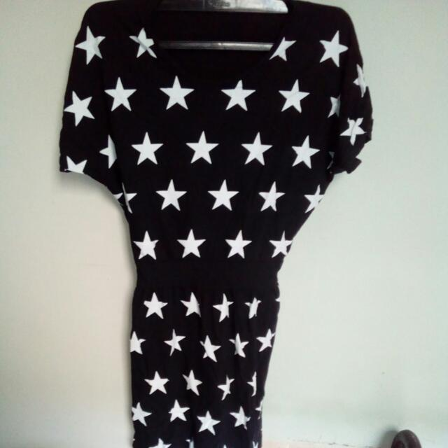 Mini Star Dress