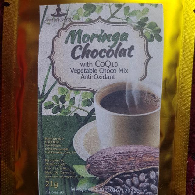 Moringa Chocolat Drink