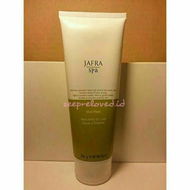 Mudmask Jafra Original 100% Segel