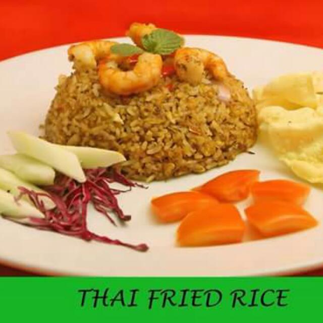 Nasi Goreng Thai Food Drinks Instant Food On Carousell