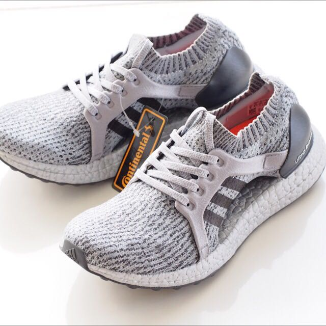 pretty nice 6535e 52323 National Day Special! Authentic Adidas Ultra Boost X LTD Silver UK4.5
