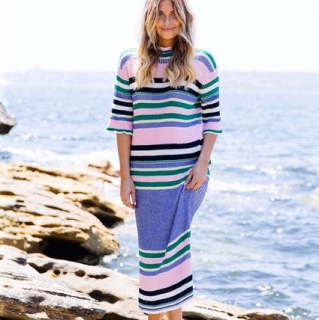 Nice Martin Porter Knit Dress - Current Season