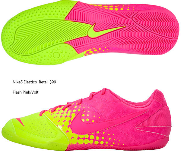 256ae99fd Nike5 Elastico Flash Pink Volt US 10.5 (Including Delivery)