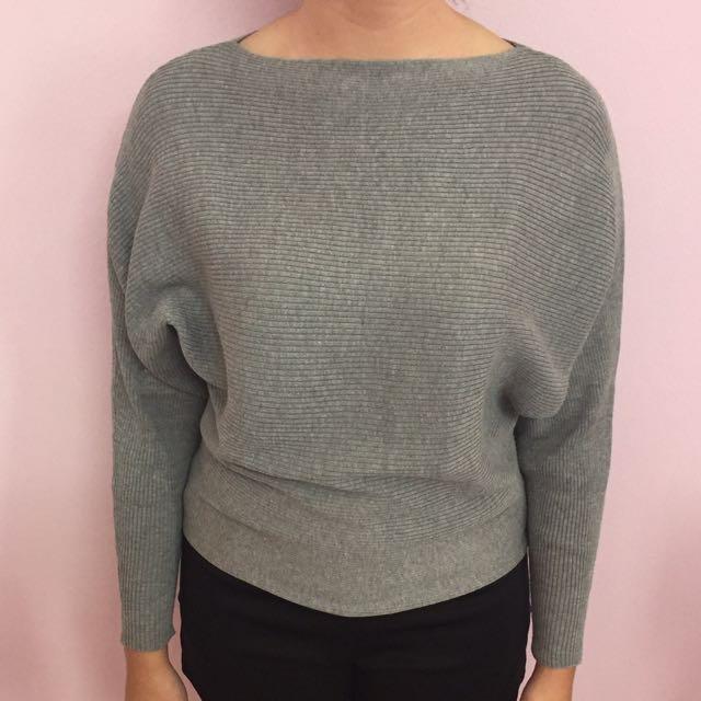 No Brand Sweater Gray