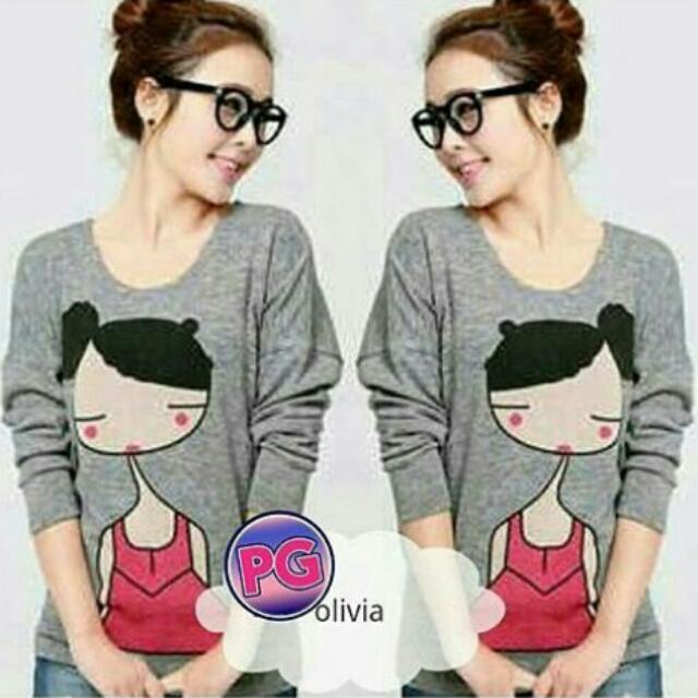 Oliv Sweater
