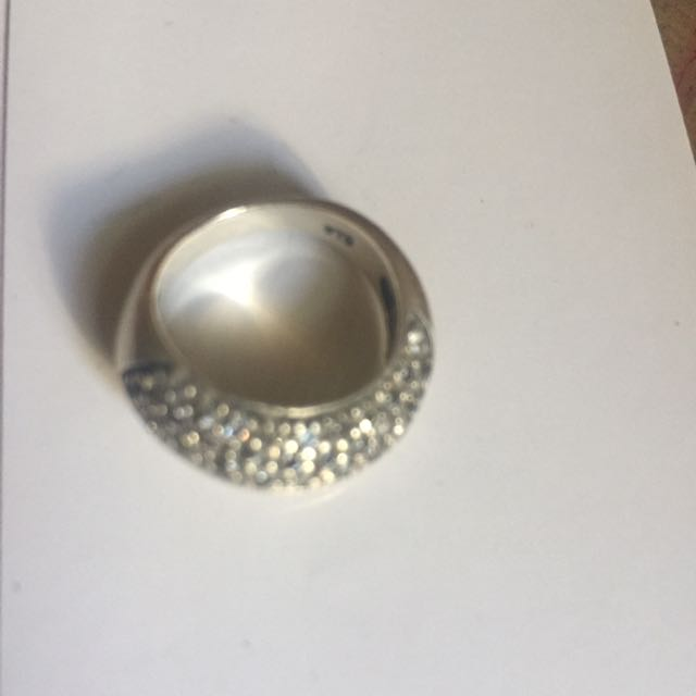 repriced 200 original silver ring size 5