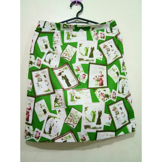 quirky skirt