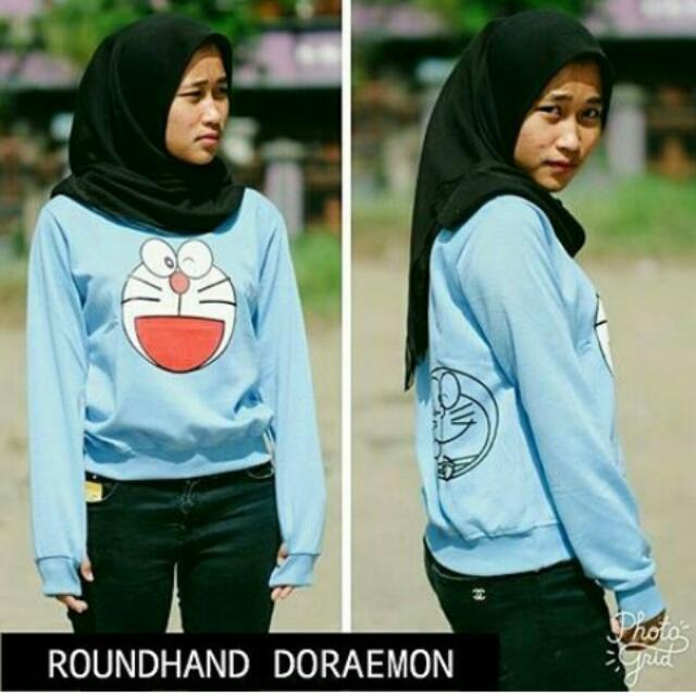 Roundhand Doraemon (Realpict)