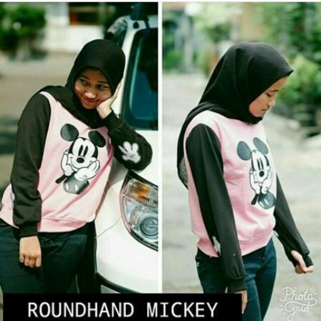 Roundhand Mickey (Realpict)